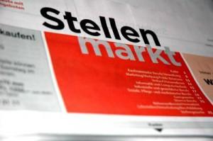 Ist der Stellenmarkt bereits abgegrast? Foto: Paul-Georg Meister / pixelio.de