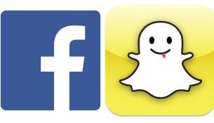 Facebook Snapchat Logo
