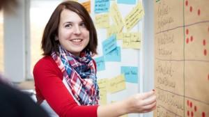 Viele Wahlfreiheiten sollen den Studierenden ein persönliches Profil ermöglichen. Foto: h-da/Britta Hüning
