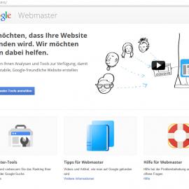 kostenlose SEO Tool - Webmaster Tools