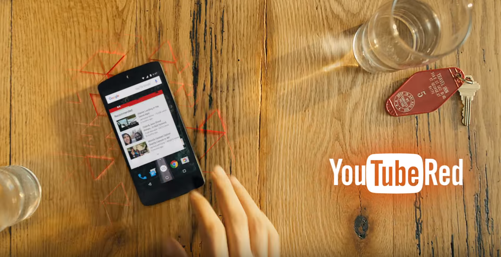 "Quelle: Screenshot YouTube ""Meet YouTube Red"""