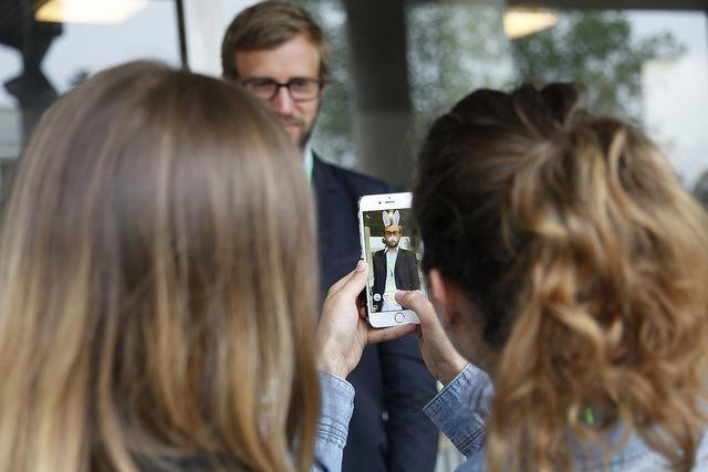 Snapchat Profis Studis