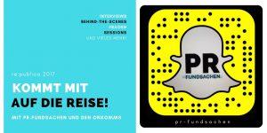 Snapcode - re:publica