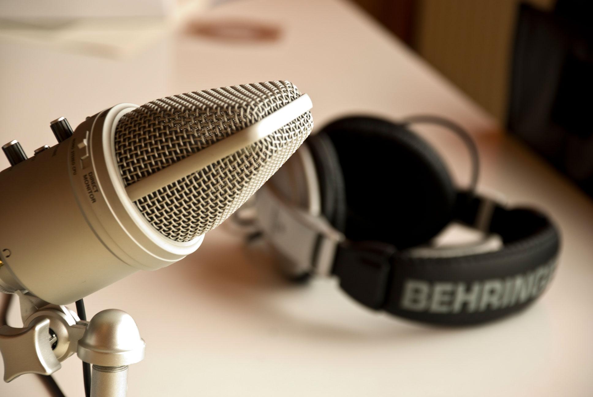 My Podcast Set