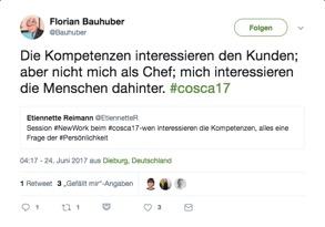 Florian Bauhuber twittert
