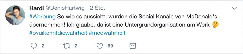 """Tweet von """"DenisHartwig"""""""