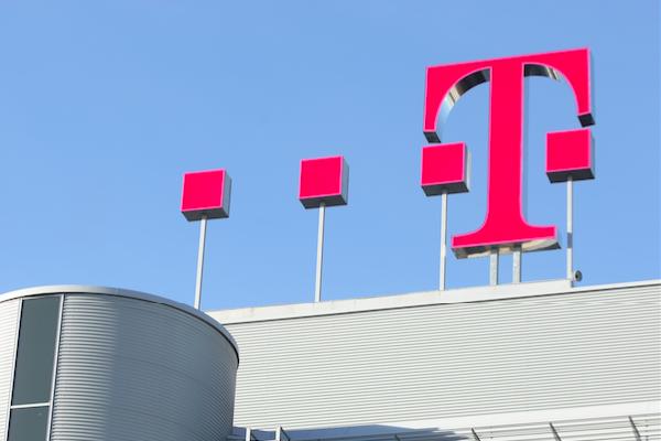 Foto Telekom Schild