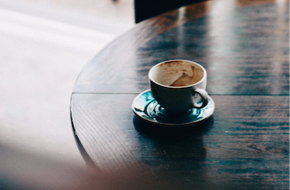 Kaffeesatz: Photo by Ian Keefe on Unsplash