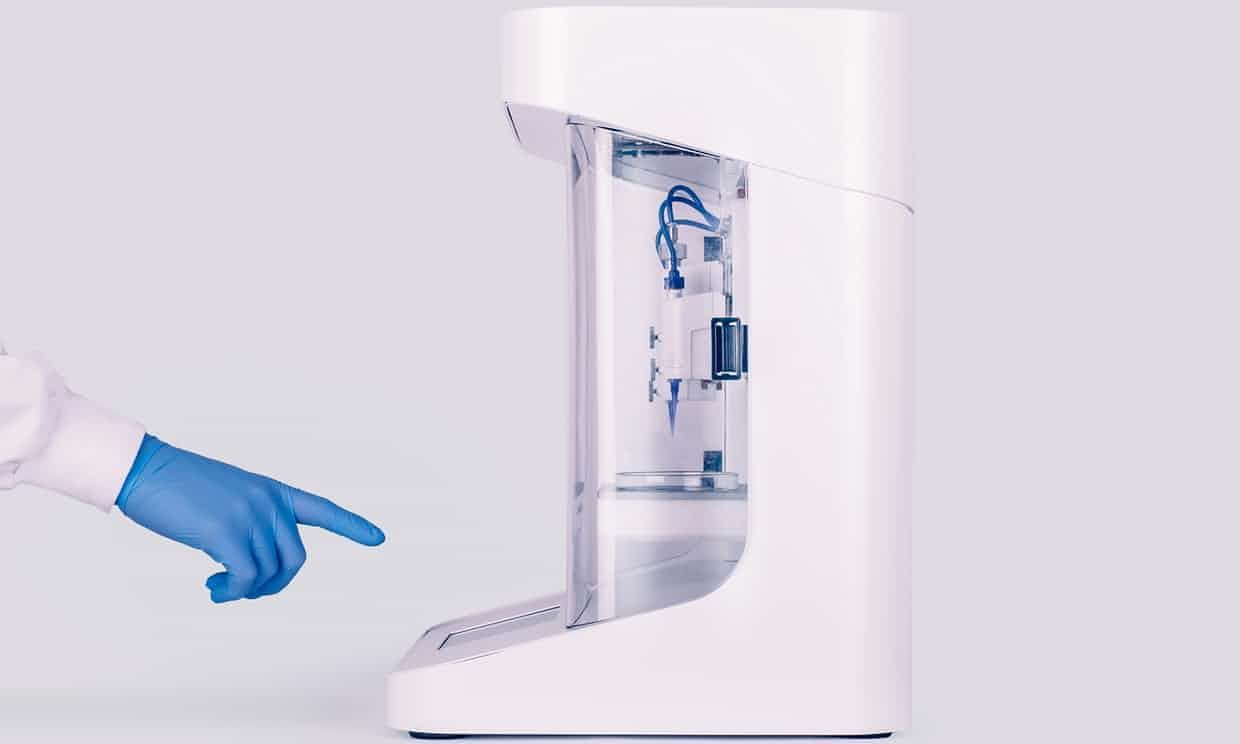 3D bioprinter (Photo: Cellink.com)