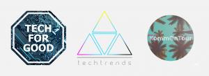 Die Logos unserer 3 Teams.