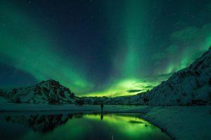 Die Nordlichter in Skandinavien sind ein ganz besonderes Erlebnis.